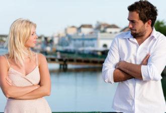 7 вещей, которые вы НЕ должны своему партнеру