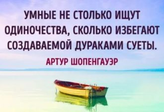 22 цитаты Артура Шопенгауэра