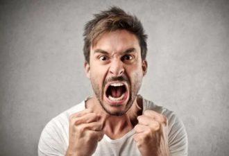 6 невротических способа выразить гнев