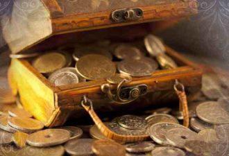Древние методы привлечения денег