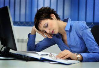 10 причин, по которым вы слишком устали
