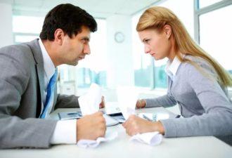 Сосчитайте до 10: Как обращаться с конфликтом