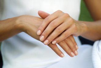 Женская рука и характер