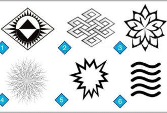 Тест: Выберите символ и узнайте свое духовное сообщение!