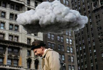 Есть люди, которые пахнут несчастьем