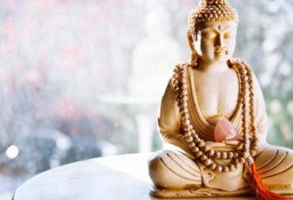 Буддийская притча «Будьте светом для самих себя»