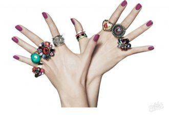 Есть огромное значение тому, почему мы носим кольца на определенных пальцах