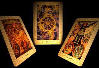 Таро на отношения 3 карты: мысли, чувства, подсознание