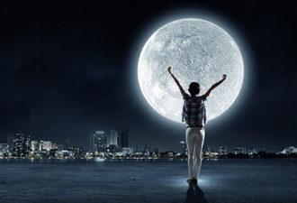 Узнайте как влияют на энергетику человека лунные ритмы