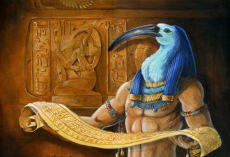 9 составляющих человеческой души, согласно древним египтянам!