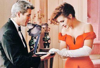 Чем больше денег тратишь на любимую женщину, тем удачливее и богаче становишься!