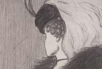 Тест по картинке: кого вы увидели (старуху или девушку)?